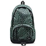 Nike All access soleday Rucksack 30L Schwarz/Grün Laptop-Tasche
