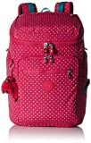 Kipling - UPGRADE - GROßER RUCKSACK MIT LAPTOP SCHUTZ - Pink Summer Pop - (Multicolor)