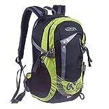 G4Free 45L Wanderrucksack Wasserabweisend Wanderer Camping Klettern Rucksack mit Regen Abdeckung