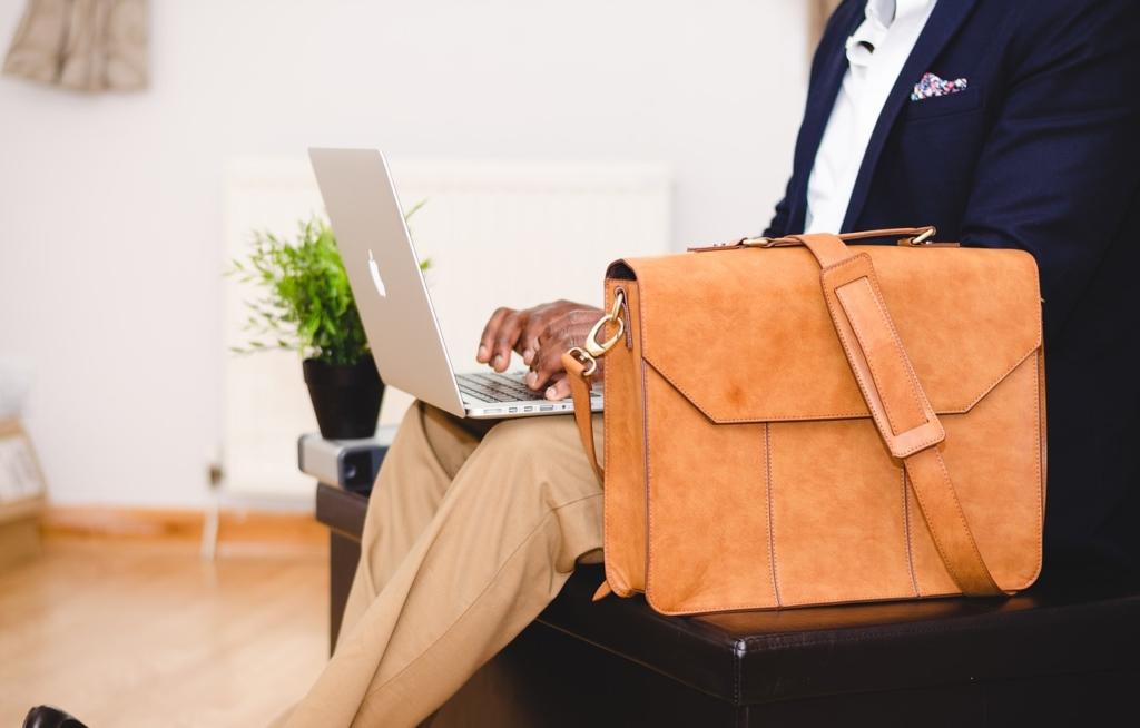 Rucksack mit Laptop Fach